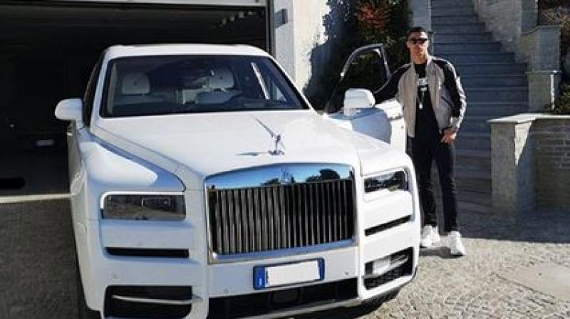 Overall, the former Real Madrid forward earns 113 million Euros (INR 888 crore) - including salary, bonuses and advertising revenue. (Photo: Instagam/Cristiano Ronaldo)