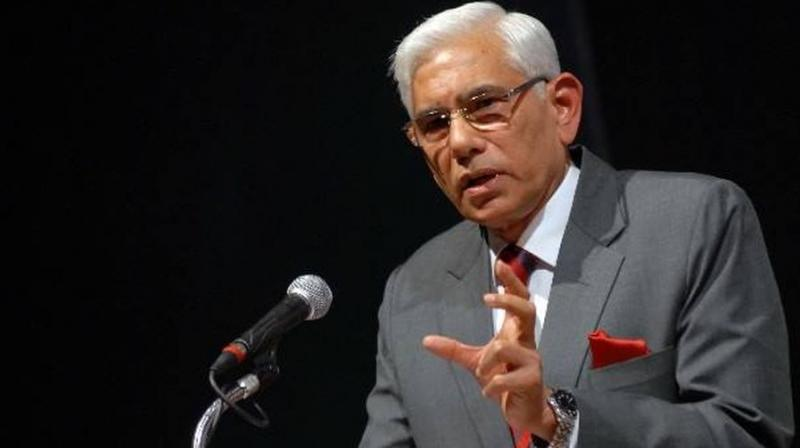 Vinod Rai denied commenting on whether both will lose their voting rights. 'Cricket will not suffer. It will run as it is,' he said. (Photo: Facebook)