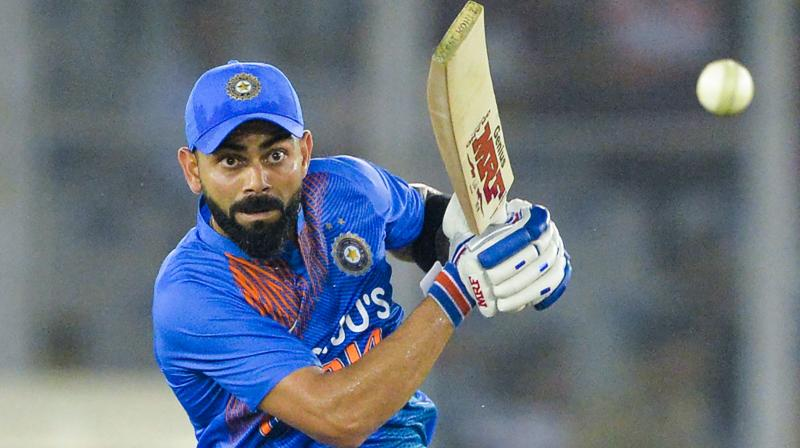 Kohli believes that the players are motivated for the T20 World Cup and will perform their duties when picked for the squad. (Photo: AFP)
