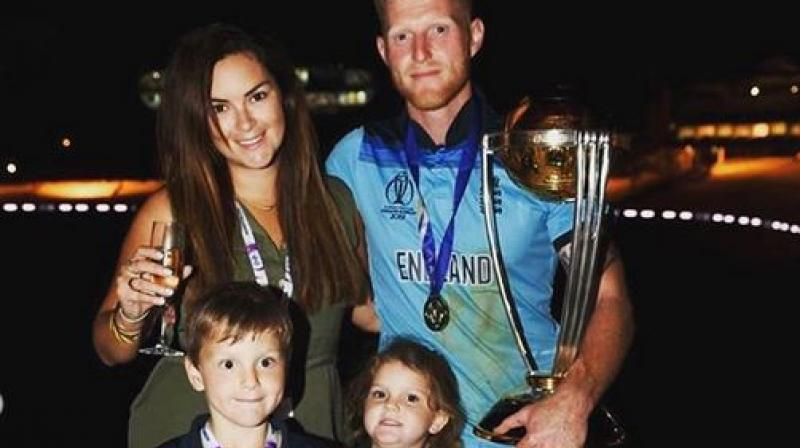 Ben Stokes also had a successful World Cup campaign as he scored 84 runs in the final against New Zealand to help his side lift its maiden 50-over World Cup. (Photo: Instagram/Ben Stokes)
