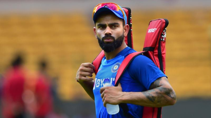 The South Africans had no answer to Virat Kohli's batting at Mohali's IS Bindra Stadium in the second T20I. (Photo: PTI)