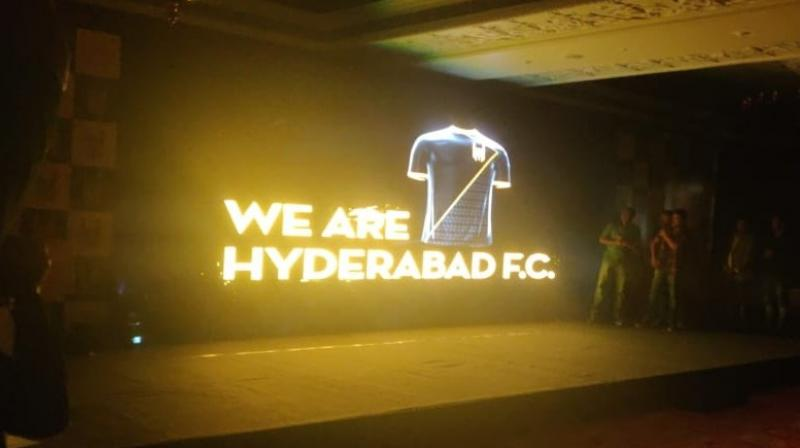 Mohammad Azharuddin said he had once tried to revive football about eight to nine years ago but it did not work out. (Photo: Twitter/ Hyderabad FC Fan Zone)
