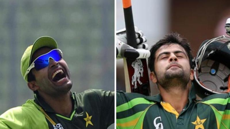 Umar Akmal, 29, last played a T20 for Pakistan in November 2016 against the West Indies but the previous selection committee had played him in the ODI series against Australia in March this year before the World Cup. (Photo: AFP)