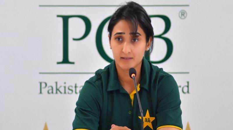 The 28-year-old Bismah Maroof has represented Pakistan in 103 ODIs and 100 T20Is. (Photo: Twitter/ PCB)
