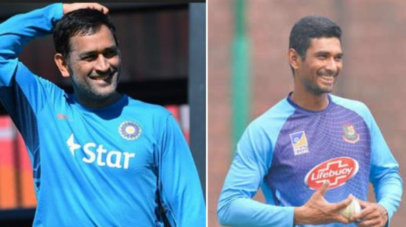 Irfan Pathan compares Mahmudullah's captaincy to that of MS Dhoni