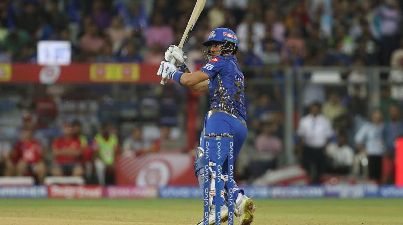 The 27-year-old Siddhesh Lad played 54 first-class matches and scored 3884 runs with an average of 43.15. (Photo: Twitter/ Indian Premier League)