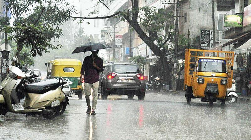 Heavy rains to lash Karnataka for next two days