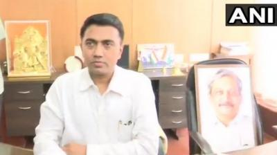 "Addressing an event organised by Sesa Football Academy on Friday, CM Pramod Sawant said, ""The state government would certainly ensure that the mining industry becomes operational once again."" (Photo: File 