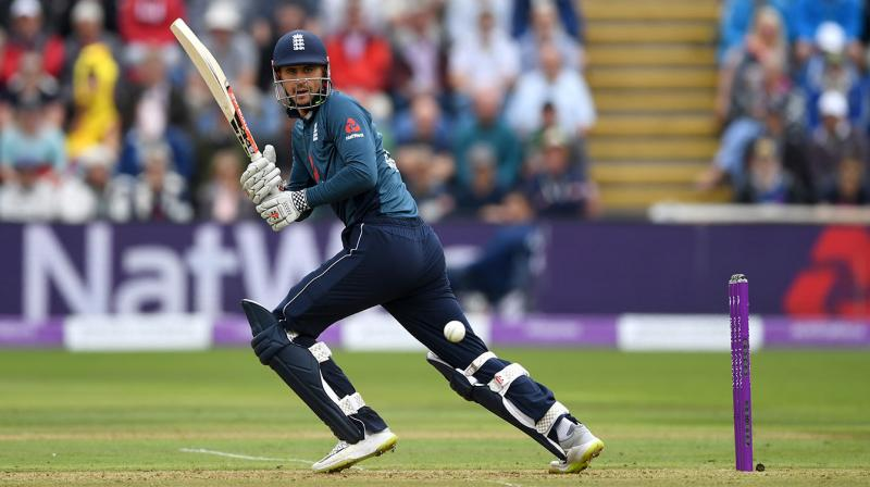 The England and Wales Cricket Board responded to the report by announcing that Hales, a member of the provisional World Cup squad, had been withdrawn from international duty. (Photo: AFP / File)