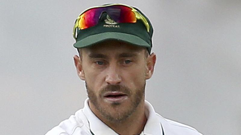 Faf du Plessis: We expect a huge performance from India
