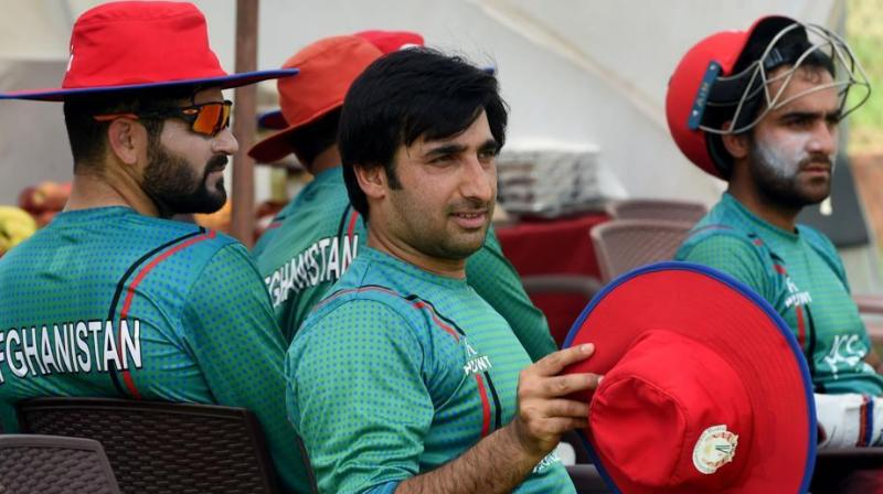 Asghar Stanikzai said they are determined to show their rise to a Test nation less than two decades after being recognised by the International Cricket Council in 2001 is merited. (Photo: AFP)