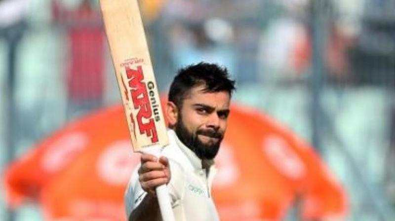 Virat Kohli is expected to appear for a fitness test at the NCA on June 15. (Photo: BCCI)