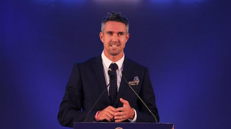 Another subject that Pietersen touched upon and for which he has been actively campaigning, is conservation of rhinos. (Photo: Twitter / BCCI)