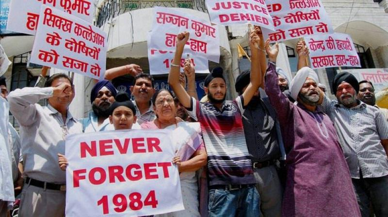Book Tells Real Imagined Stories Of 1984 Riots