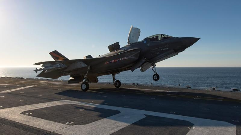 Several three- and four-star generals and admirals attended the meeting, including the F-35 program chief Lieutenant General Christopher Bogdan. (Representational Image)