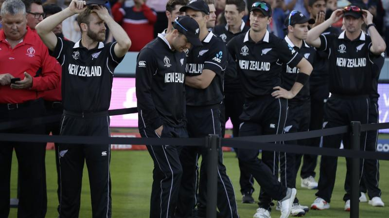 New Zealand Cricket (NZC) chief executive David White on Tuesday said due to logistical complications it would not be feasible to have a homecoming celebration for the World Cup runners-up team.