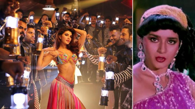 Jacqueline Fernandez recreates Madhuri Dixit's 'Ek Do Teen' magic in 'Baaghi 2'