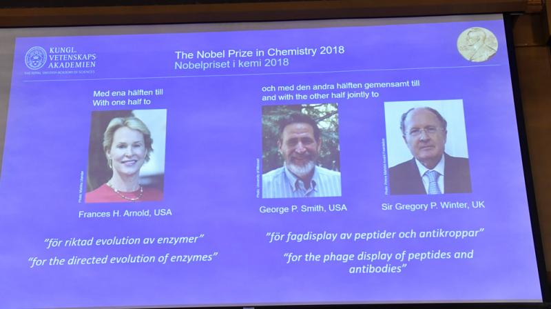 Winner of year's final scientific Nobel Prize to be named