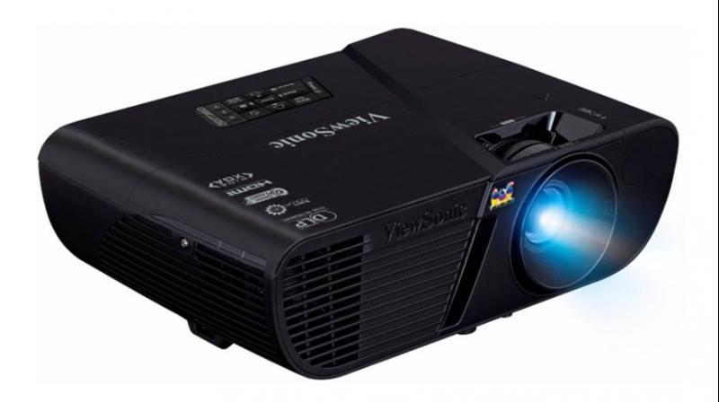 viewsonic launches pjd7720hd lightstream full hd valued projector rh deccanchronicle com ViewSonic PJD6241 Lamp ViewSonic PJD5123 Manual