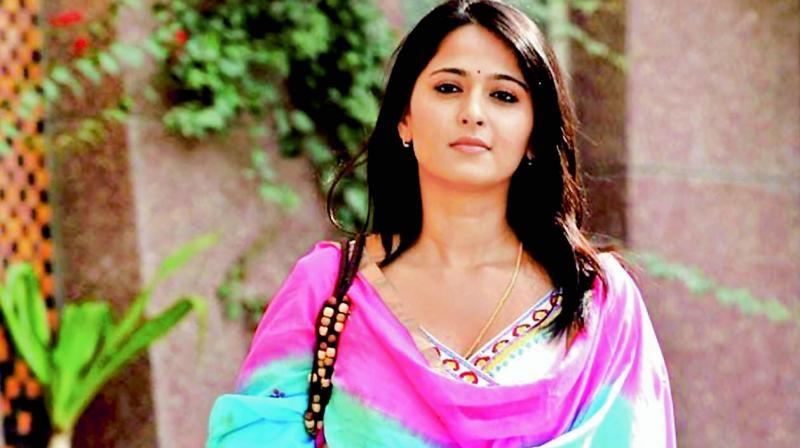 anushka shetty filmography
