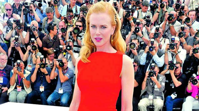 Picture of Nicole Kidman used for representational purpose only.