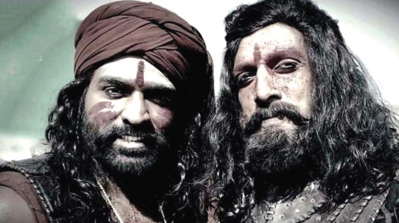 Vijaysethu and Sudheep.
