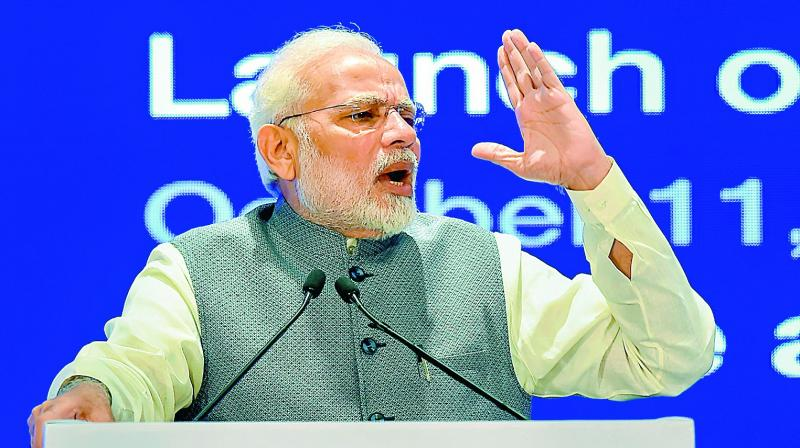 High crude prices hurting global growth: Indian PM