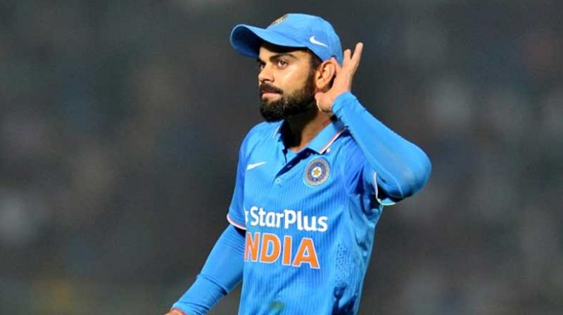 Kohli's recent contract with the BCCI helps him earn over USD 1 million. (Photo: AFP)