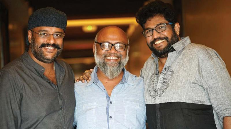 Murali Gopy, Kiron and Shaji Kailas
