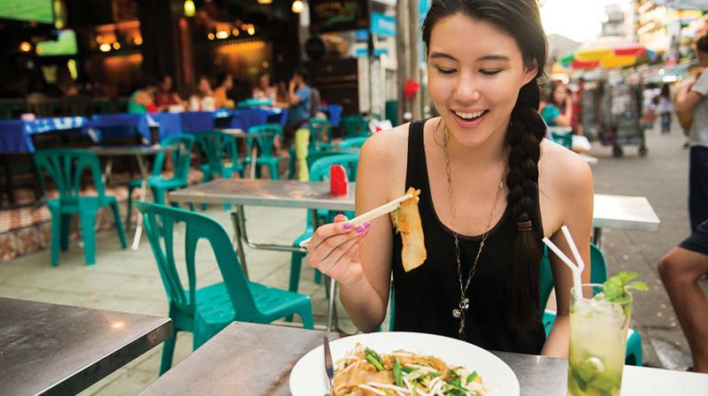 The common risks that travelers can encounter due to food poisoning, ranges from diarrhea to illness caused by harmful bacteria, parasites, viruses and chemical substances.