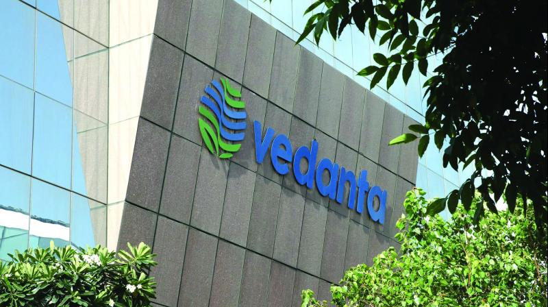 Vednata, the country's largest primary producer of aluminium, is expecting 50 per cent volume growth to 3 million tonne spread over the next three years from the current 2 million tonne.