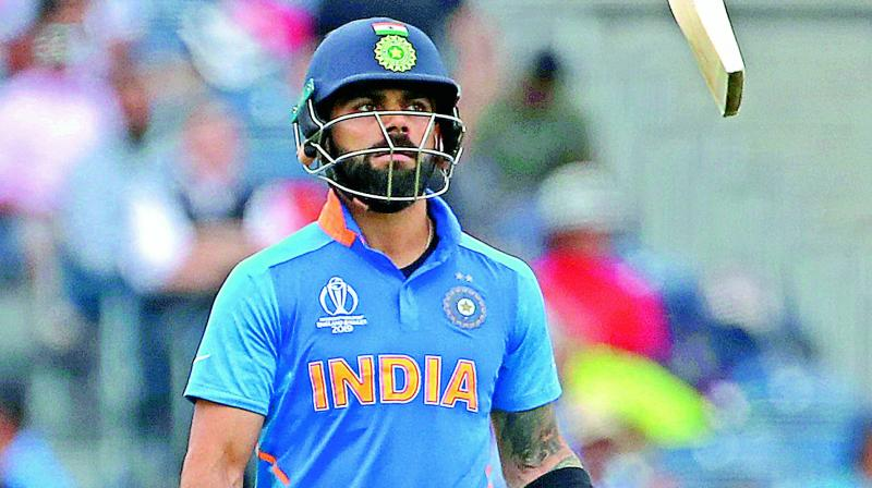 I don't think that I would like to break things down immediately, but in time we'll have to sit down and analyse where we went wrong and the things we could have done right in this game particularly. — Virat Kohli, India captain