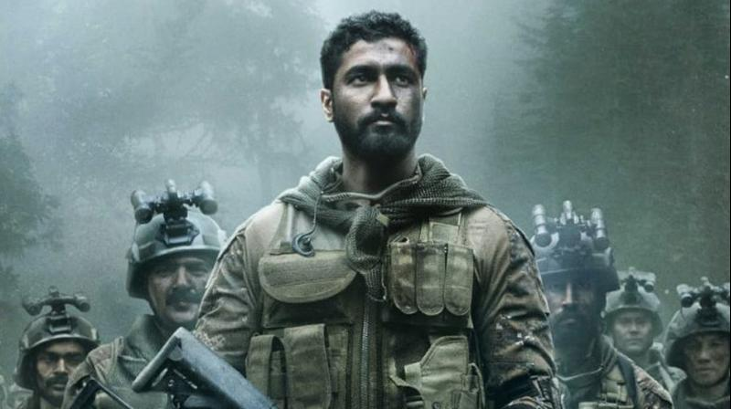 Vicky Kaushal impresses with his act in the trailer of URI