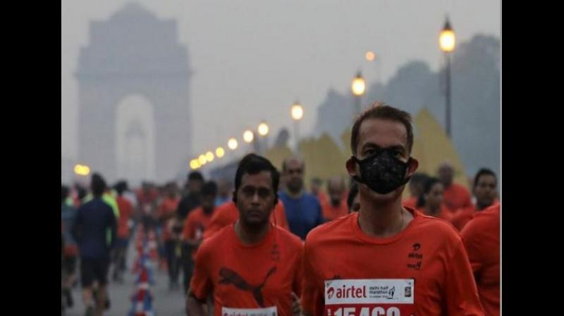 An AQI between 0 and 50 is considered 'good', 51 and 100 'satisfactory', 101 and 200 'moderate', 201 and 300 'poor', 301 and 400 'very poor', and 401 and 500 'severe'. (Photo: File | Representational)