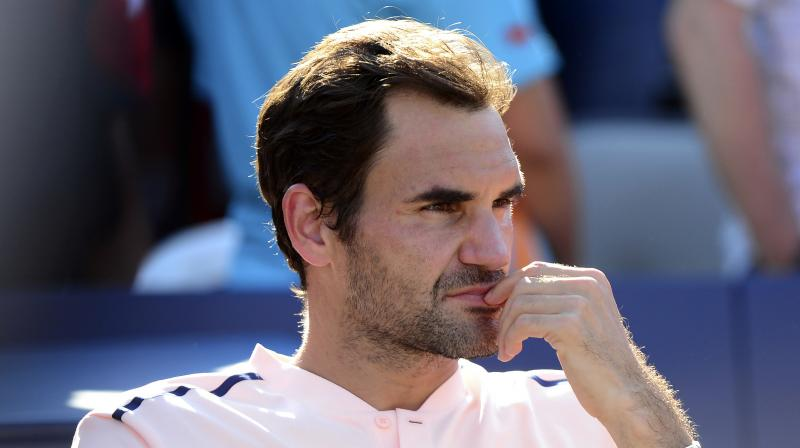 Roger Federer pulls out of Rogers Cup citing long term goals