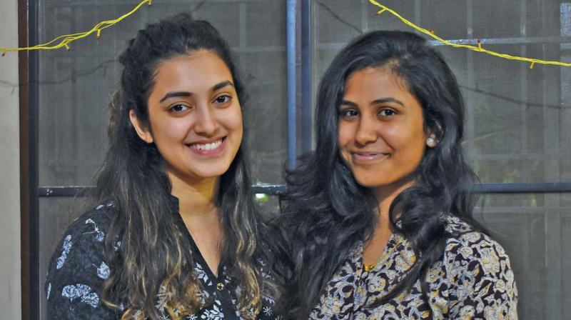 Sudarshana Pai and Veena Balakrishnan.