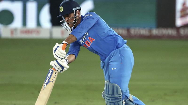 MSK Prasad-led Indian team selection panel are reportedly said to be unhappy on MS Dhoni captaining during the team's Asia Cup Super Four game against Afghanistan in September. (Photo: AP)