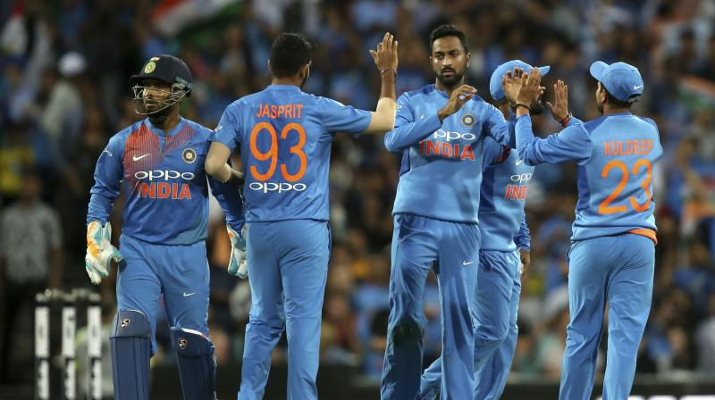 Krunal said that he was down and out after a poor showing in the first T20 and needed to set the record straight for a consistent showing at the international level. (Photo: AP)