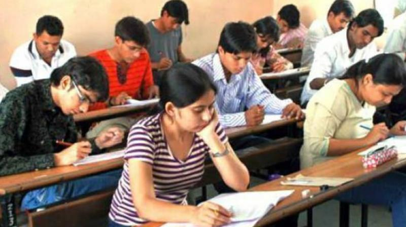 The students studying in the second and third years are mainly quitting the courses while some colleges are having about 15% dropouts in the current academic year.