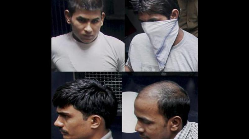 Nirbhaya Rapists gets DEATH Verdict again - SC rejects Life Plea