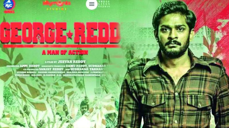 The story unfolds in the early 1970s. George Reddy (Sandeep Madhav) after spending his childhood in Kerala, enters Osmania University, Hyderabad, to do his research in Science.