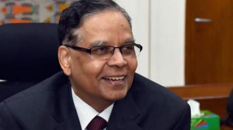 NITI Ayog vice-chairman Aravind Panagariya