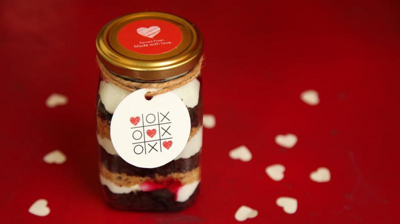 Love In a Jar.