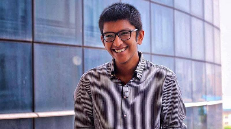 Meet Harsh Kedia, at 21, the young lad from Mumbai is already whipping up a storm with his diabetic desserts.