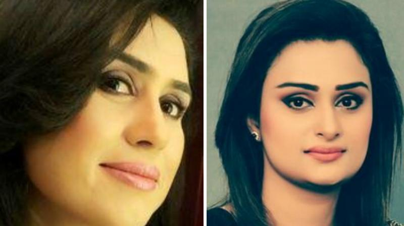 Pakistan TV bans 2 female anchors for 'defaming' channel