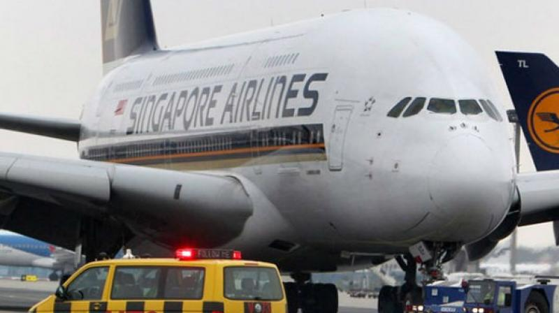 Singapore Airlines originally flew the route for nine years using the gas-guzzling, four-engine A340-500 before abandoning it in 2013 because high oil prices made the service unprofitable. (Photo: File)