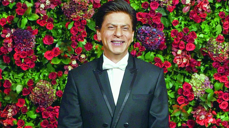 Shah Rukh Khan`s thowback video reveals he anchored Doordarshan shows