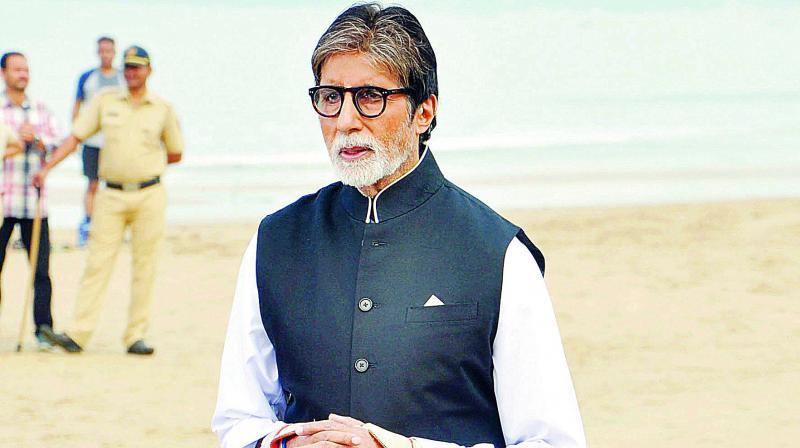 Amitabh Bachchan enters real estate