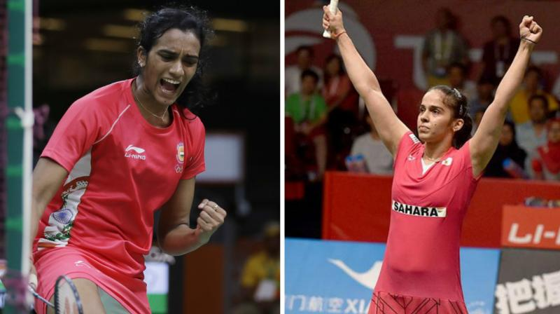 Indian ace shuttler Saina Nehwal kicked off her India Open campaign on a promising note as she thrashed Danish player Sofie Holmboe Dahl in straight games in the opening match of the women's singles event here on Wednesday.(Photo: AP / AFP)