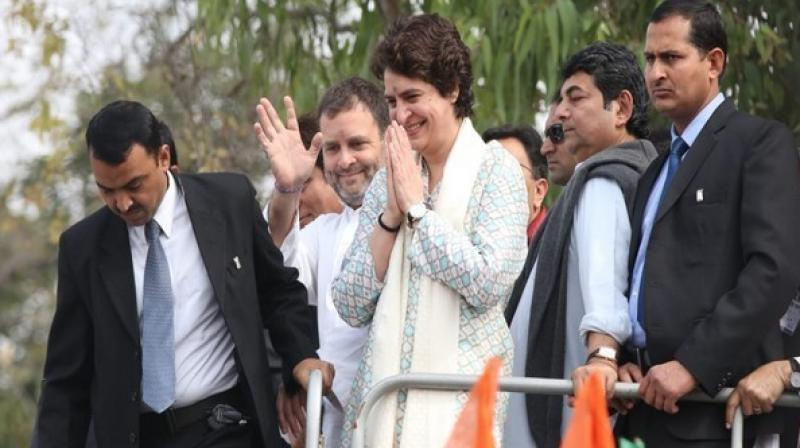 Congress general secretary Priyanka Gandhi Vadra will increase the frequency of her tours to the state and meet party workers at least twice a week, sources said on Sunday. (Photo: File)